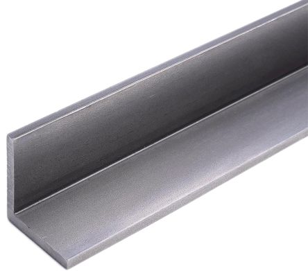 Cut to any size 40mm x 40mm x 3mm Mild Steel Angle Iron