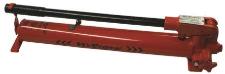 HP110, Single Speed, Hydraulic Hand Pump, 1.0L, 250mm Cylinder Stroke, 700 bar product photo