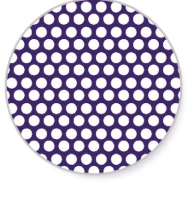 Magnetic Perforated Steel Sheet, 2mm Hole, 500mm x 500mm x 0.7mm