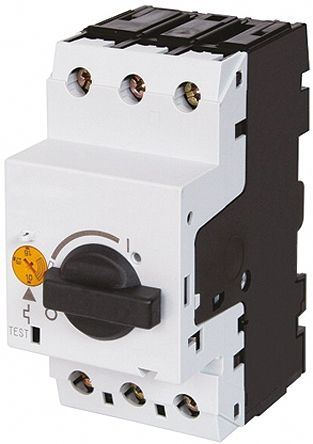 690 V ac Motor Protection Circuit Breaker, 3P Channels, 0.1 -> 0.16 A, 60 kA product photo