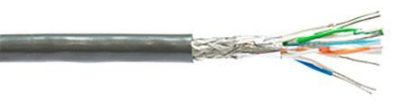 Belden 5 Pair Screened Multipair Industrial Cable 0.22 mm²(Euroclass Eca) Chrome 152m