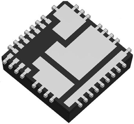 Intersil ISL8206MIRZ, DC-DC Power Supply Module 6A 20 V dc Input, 6 V Output, 660 kHz 15-Pin, QFN