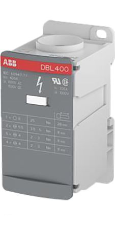 DISTRIBUTION BLOCK 400A 1 IN X 11