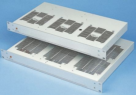 Empty Rack Mount Fan Tray, 1U product photo