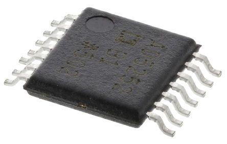 Sensor de efecto Hall ams AS5047D-ATSM TSSOP, 14 pines