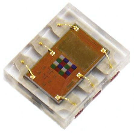 Ambient Light Sensor >> Tcs34725fn Ams Ambient Light Sensor Unit Surface Mount 6 Pin Dfn
