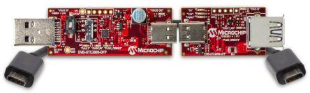Microchip USB to USBC Evaluation Kit for UTC2000 - EVK-UTC2000