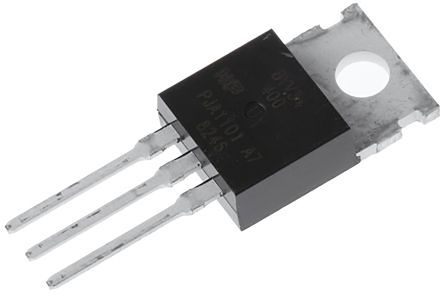 WeEn Semiconductors Co., Ltd 400V 20A, Dual Diode, 3-Pin TO-220AB BYV34-400