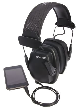 Howard Leight Sync Listen Only Communication Ear Defender, 31dB