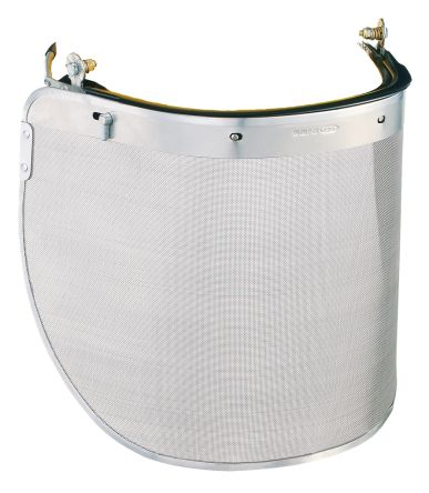 SAM9 metal wire mesh visor product photo