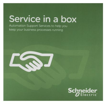 Schneider Electric Service in a Box, Telephone and Engineer Support, 12 month Contract
