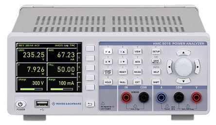 Rohde & Schwarz Power Quality Analyser