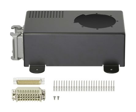 Igus RL-DC-BL-50-BX-01 Robot Base Kit, Size 50, 331 x 201 x 119mm