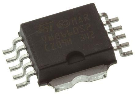 STMicroelectronics STCS2ASPR, LED Driver, 10-Pin PowerSO