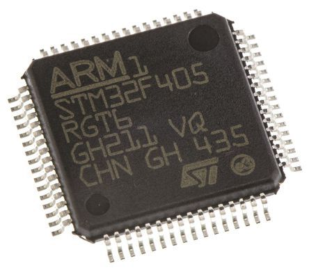 32-Bit MCU+DSP 512K Flash 180MHz LQFP64