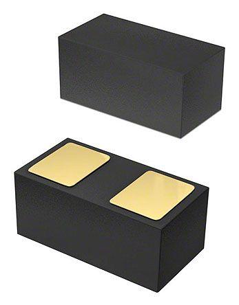 Infineon ESD101B102ELSE6327XTSA1, Bi-Directional TVS Diode, 30W, 2-Pin TSLP