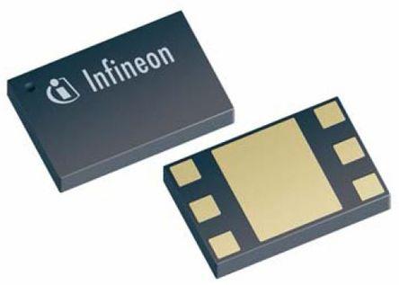 BGB741L7ESDE6327XTSA1 Infineon, BGB741L7ESD RF Amplifier Low Noise, 21.5 dB 5 GHz, 7-Pin TSLP