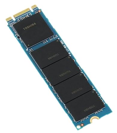 Toshiba HG6 512 GB M.2 2280 SSD Drive, THNSNJ512G8NY