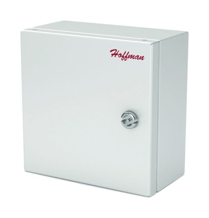 nVent-Hoffman Steel Wall Box IP66, 120mm x 400 mm x 200 mm product photo