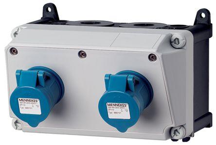 receptacle combination unit AMAXX