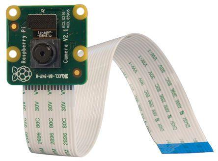 Raspberry Pi Pi Camera Module V2-Bulk Camera Module, CSI-2, 3280 x 2464 Resolution