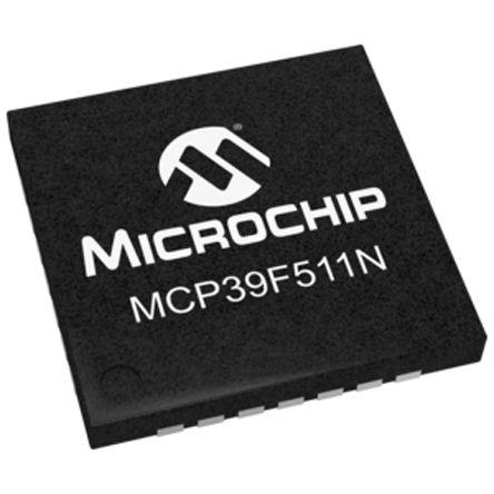 Microchip Energy Meter IC, 10 bit, 28-Pin QFN