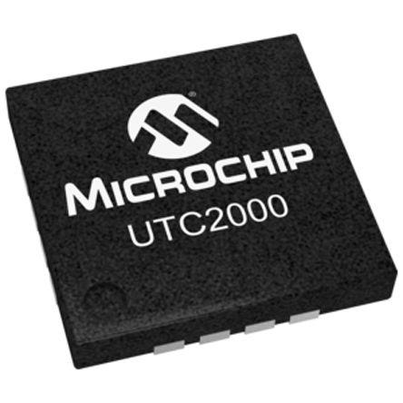 Microchip UTC2000-I/MG, USB Controller, USB 2.0, Maximum of 5.5 V, 16-Pin QFN