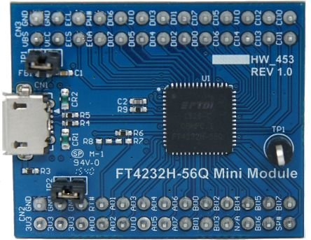 FT4232H MINI MODULE DRIVERS FOR WINDOWS DOWNLOAD