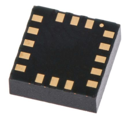 H3LIS100DLTR STMicroelectronics, 3-Axis Accelerometer, Serial-3 Wire, Serial-4 Wire, Serial-I2C, Serial-SPI, 16-Pin