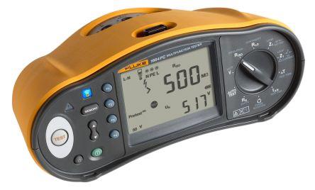 Fluke 1664FC Electrical Tester UKAS Calibration