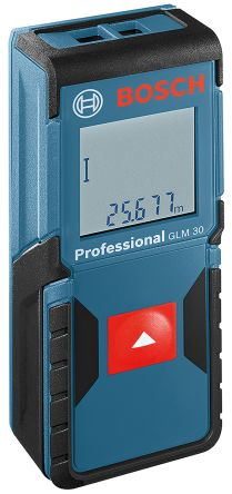 GLM 30 Laser Measure, 0.15 -> 30 m Range, ±2 mm Accuracy product photo