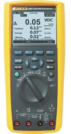Fluke 287 with IR3000FC and FVF software