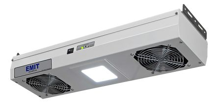 220V ac 2 Fan Overhead Ioniser