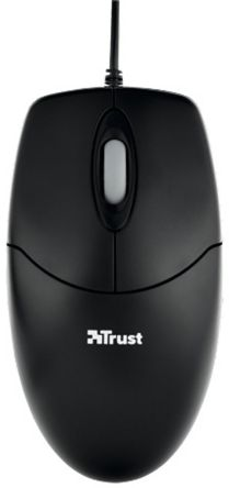Trust 16591 3 Button Wired Optical Mouse