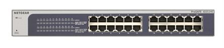 Jgs524e 200eus Ethernet Switch 24 Portowy Montaż Szafa Rack