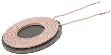 Vishay Radial Wireless Charging Transmitter Coil, 47mm dia.,