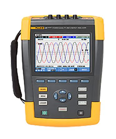 Fluke 435-II-INT Power Quality Analyser