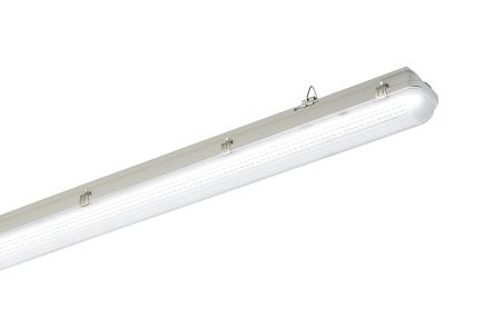 Plafoniera Officina : Plafoniera dritta da soffitto w led a
