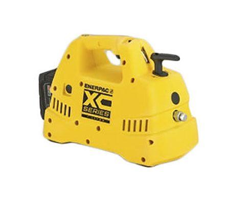 XC1201MB, Single Speed, 110v Cordless Hydraulic Pump, 1L, 100mm Cylinder Stroke, 700 bar product photo