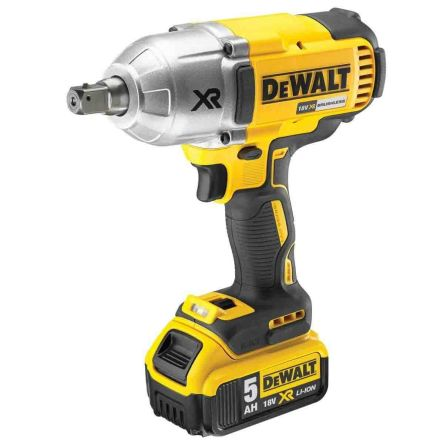Dewalt DCF899P2 XR 18v High Torque Impact Wrench 1//2 2 x 5.0ah Batt Charger Bag