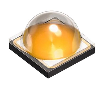 GW CSSRM2.PM-MFN2-A636-1, Osram Opto OSLON Square 3500K White High-Power LED, 3030 (1212) SMD package