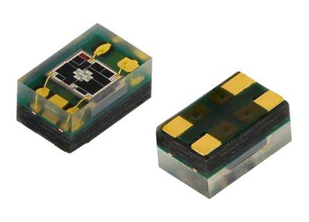 VEML6075 Vishay, Light Sensor IC, 330 nm, 365 nm I2C 4-Pin OPLGA