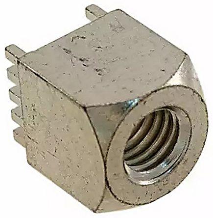 Wurth Elektronik REDCUBE 10 pin Power Element, 240A, Press Fit, M8, Vertical