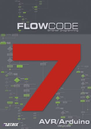 Matrix Technology Solutions Flowcode 7 Standard for AVR/Arduino User Licence Software
