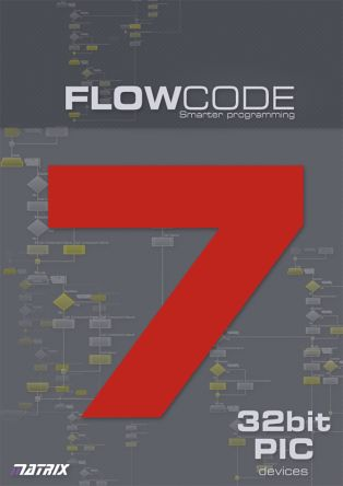 Matrix Technology Solutions Flowcode 7 Professional for 32-bit PIC User Licence Software
