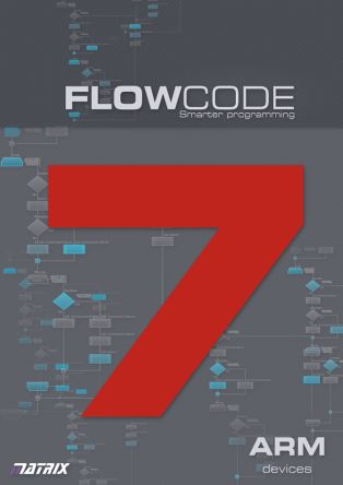 Matrix Technology Solutions Flowcode 7 Professional for ARM User Licence Software