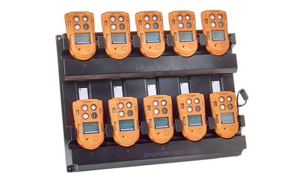 Gas Detection Battery Charger for T4 Portable Gas Detector product photo