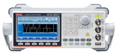 AFG-30031 Function Generator 30MHz LAN, USB With RS Calibration product photo