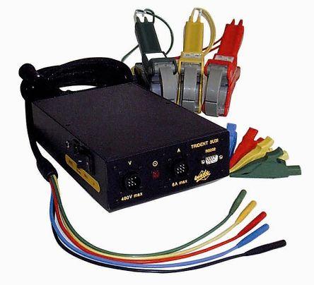MADE TRIDENT 3U3I/FLEX AV Energy Monitor