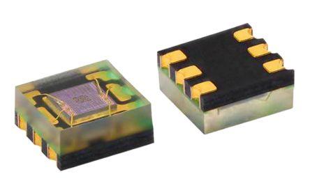 Ambient Light Sensor >> Veml6030 Vishay Ambient Light Sensor Ambient Light To Digital Data I2c 6 Pin